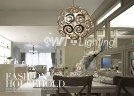 new 2013 novelty aluminium crystal lighting fitting living room