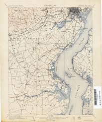 Newark Map New Jersey Topographic Maps Perry Castañeda Map Collection Ut