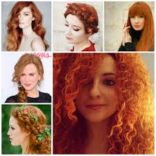 stunning copper red hairstyle ideas new haircuts to try for 2017