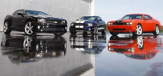 challenger camaro mustang mustang challenger camaro style and power should it change