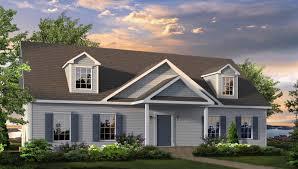 huntington ii cape style modular homes