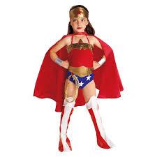 Dc Comics Girls U0027 Wonder Woman Costume Best Kids U0027 Halloween