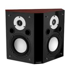 woofer for home theater xlbp wide dispersion bipolar surround sound speakers pair fluance