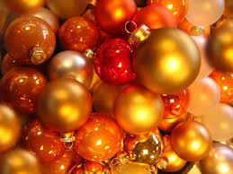 orange and gold christmas decorations u2013 decoration image idea