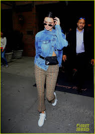 kendall jenner casual kendall jenner keeps it casual for nyfw outing photo 3954395