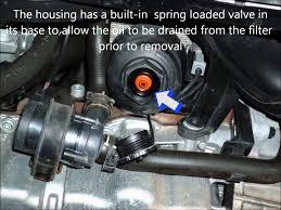 volkswagen audi group vw oil change vw group oil filter drain adaptor for 2 0 fsi