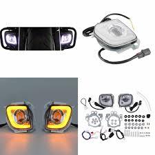 goldwing driving lights reviews motorbike led turn signal driving fog light for honda goldwing