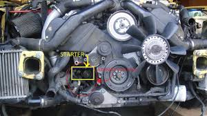 2007 audi a4 turbo replacement b5 s4 starter replacement audiworld forums