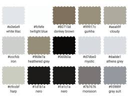 nordic color kitchen palette for white taupe and black kitchen