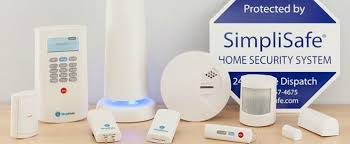 a review of the simplisafe wireless home security system