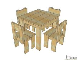 little girls table and chair set little table and chairs build an easy table and chair set for