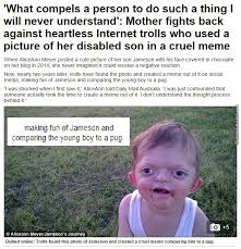 Create Online Meme - never saw said meme i d say this article is making more harm than