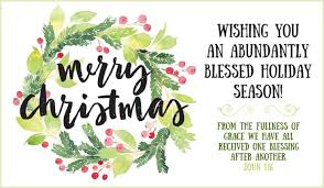 merry greetings messages