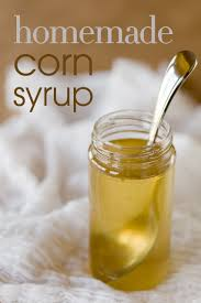 homemade corn syrup you can use in place of the store bought stuff