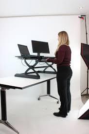 stand to sit desk best 25 adjustable desk riser ideas on pinterest standing desks