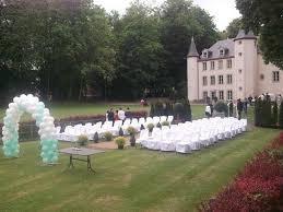 chateau pour mariage mariage en plein air picture of chateau de la motte louchy