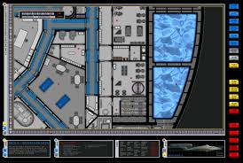 star trek blueprints enterprise nx 01 deck plans
