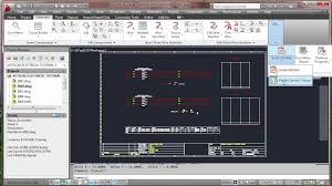 layout en autocad 2015 autocad electrical my excel class