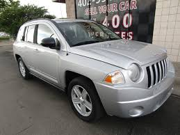 white jeep compass 2010 used jeep compass 4wd 4dr latitude at the internet car lot