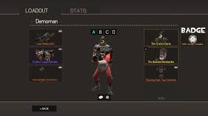 cosmetic slot specifically for badges games teamfortress2