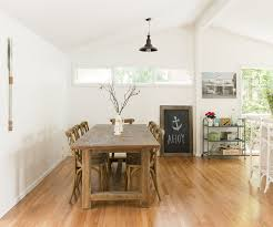 Can I Paint A Laminate Floor An Original Two Bedroom Lockwood Home Gets The White Paint