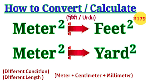 metre to square feet how to convert square meter to square feet how to convert