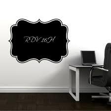 wallstickers folies frame chalkboard blackboard wall stickers frame chalkboard blackboard wall stickers