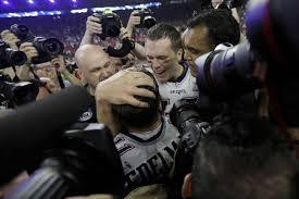 New England Patriots Newborn Clothes Patriots Take Victory Lap Parade Boston For Super Bowl Win Wtop