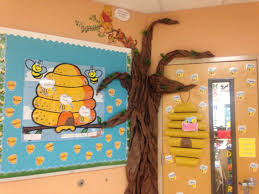 winnie the pooh themed bulletin board for classroom pinterest