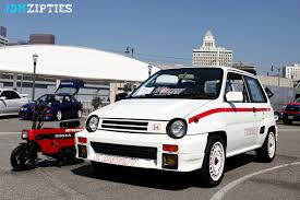 daily turismo 15k 1986 honda city turbo ii w motocompo scooter