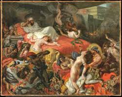 Image Gallery Controversial Paintings - delacroix and the rise of modern art from the louvre to the