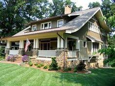 What Is A Craftsman Style House Perfect Craftsman Style Home With A Wrap Around Porch