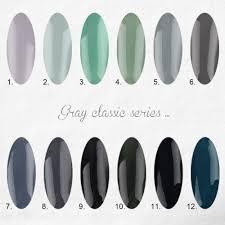 aliexpress com buy candy lover dark grey neutral uv gel nail