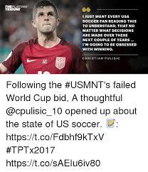 Usa Soccer Memes - 25 best memes about usa soccer usa soccer memes