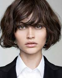 best hair to use for a bob layered bob with bangs for thick hair the best hairstyles