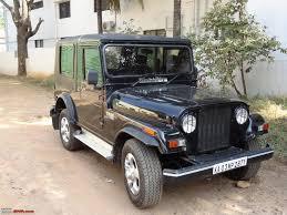 mahindra thar crde 4x4 ac modified armadillo a hard top for the mahindra thar team bhp