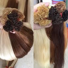keratin tip extensions flat tip hair karetin human hair extensions