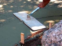 Backyard Concrete Ideas How To Create A Stained Concrete Patio How Tos Diy