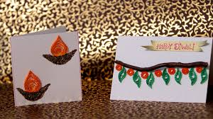 diy how to make diwali greeting cards easy diy gift ideas