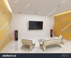 futuristic living room furniture home design
