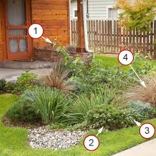 garden plans using ornamental grasses landscaping ideas