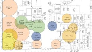 Is Floor Plan One Word Reconfiguring Auburn University U0027s Main Library For Engaged Active