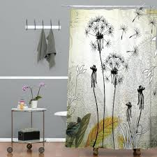 Regular Curtains As Shower Curtains 3 Black And White Horizontal Stripe Shower Curtain Shower Curtain