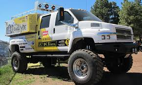 survival truck 14 extreme campers built for off roading
