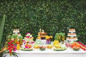 Tropical Theme Birthday Cake - kara u0027s party ideas tropical 1st birthday party kara u0027s party ideas