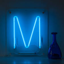 personalised handwriting neon light sign by write in lights