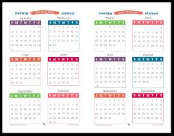 2016 yearly calendar large printable calendar template 2017