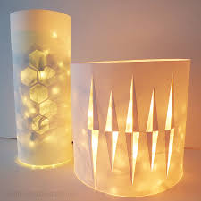 Diy Lantern Lights Attractive Diy Lantern Lights Diy Paper Lamplantern Cathedral