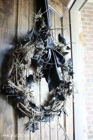 Halloween Wreaths Door Halloween Porch Decorations Crazy Wonderful