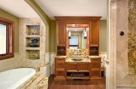 spa like master bathroom design